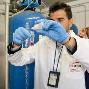 Fornitura prodotti chimici